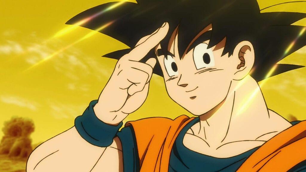 New Dragon Ball Super Movie Goku