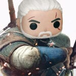 The Witcher 3 Game Cover is Getting Its Own Funko Pop! Figure