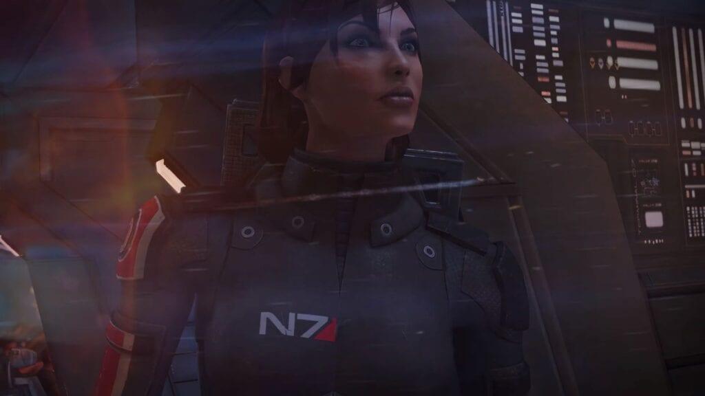 Mass Effect Legendary Edition Panel