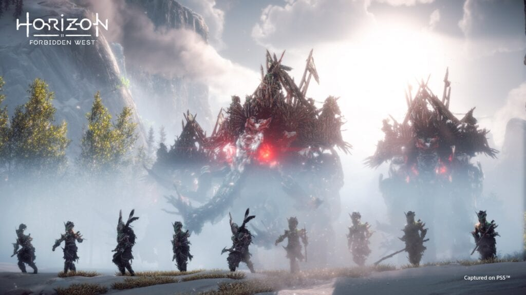 Horizon Forbidden West Preview