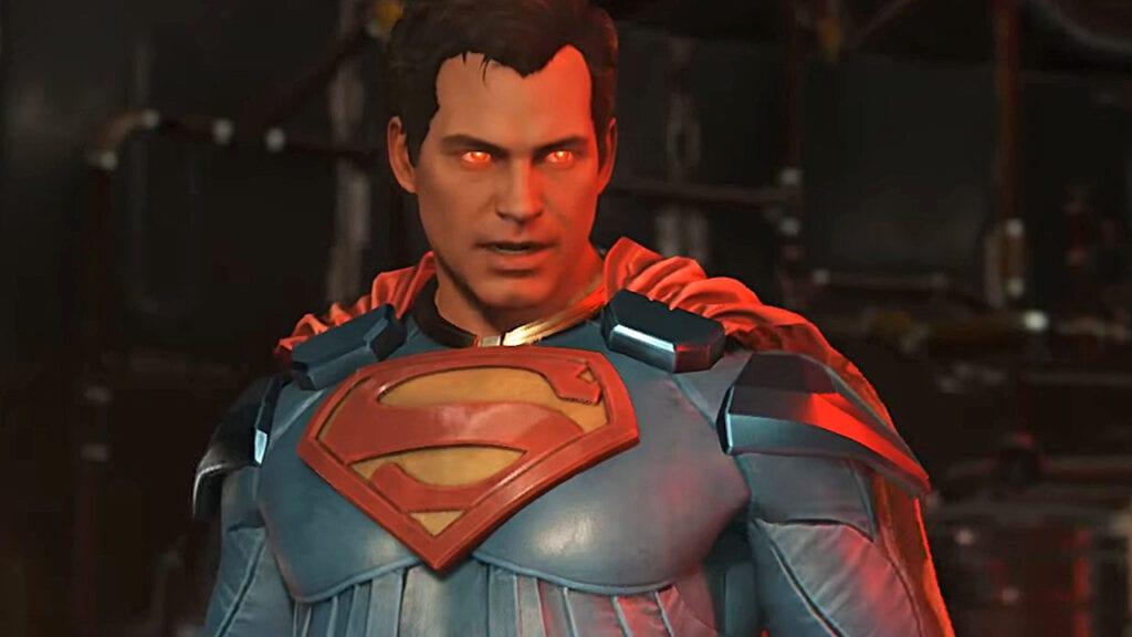 Injustice movie 2 superman