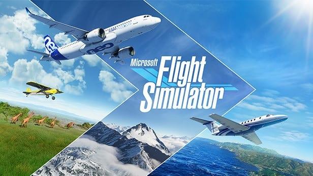Microsoft Flight Simulator Patch Halves Initial Download Size