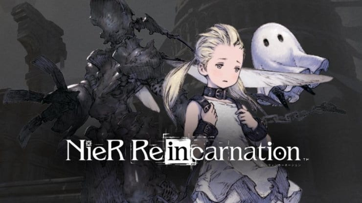 NieR Re[in]carnation Gets A New Trailer, Pre-Registration Now Available (VIDEO)