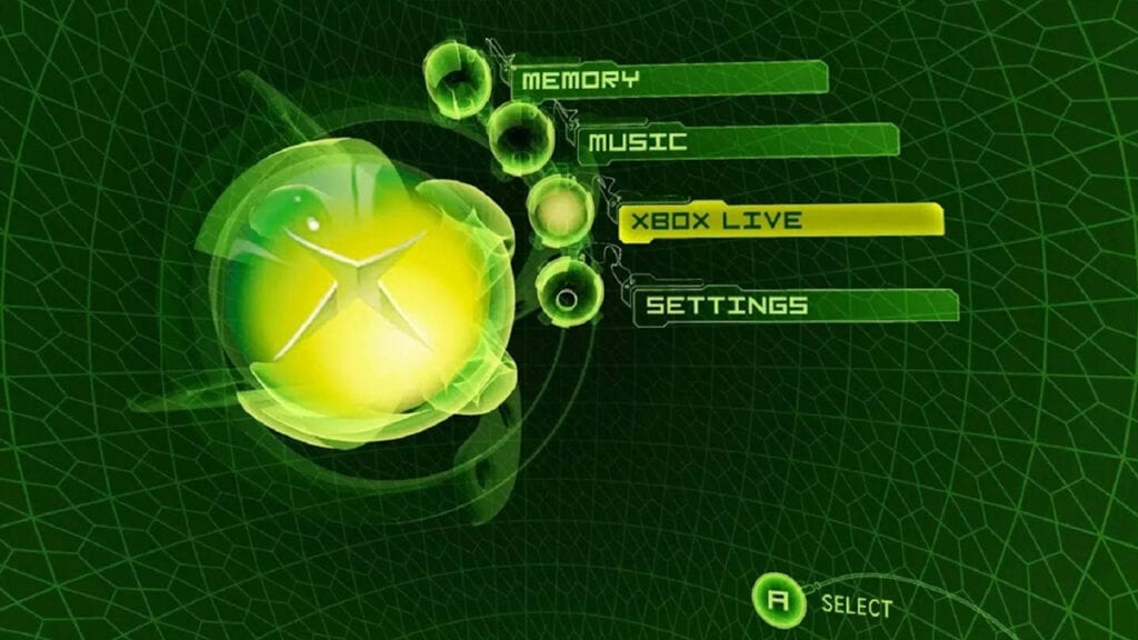 Original Xbox Background