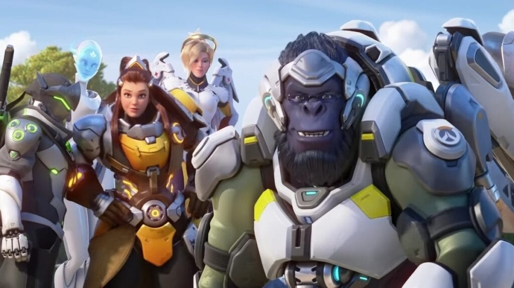 Overwatch 2 PvP Will Consist Of Five Players Per Team, Down From Six