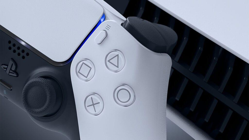 PS5 PlayStation 5 Dualsense