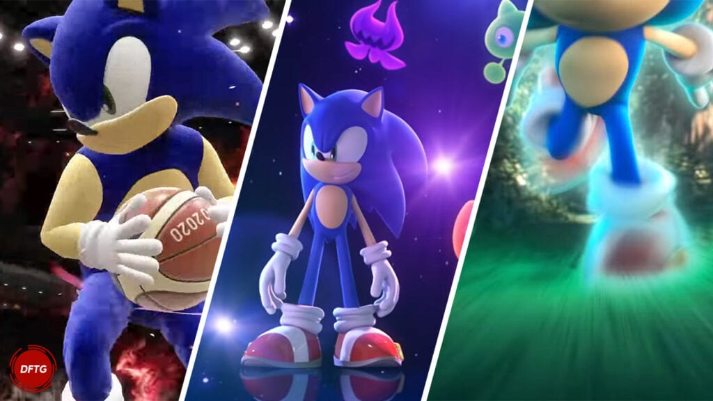 Sonic Colors Ultimate 2022 Olympics