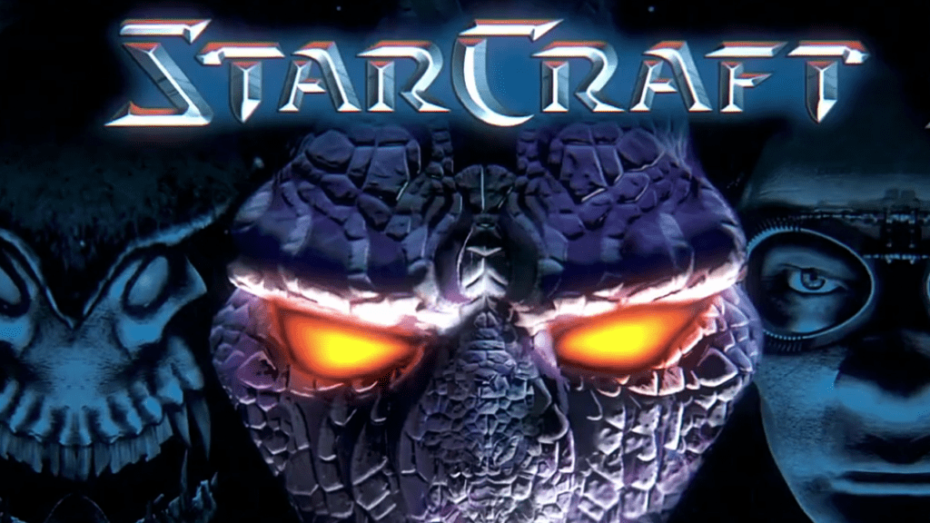 starcraft world video game hall of fame