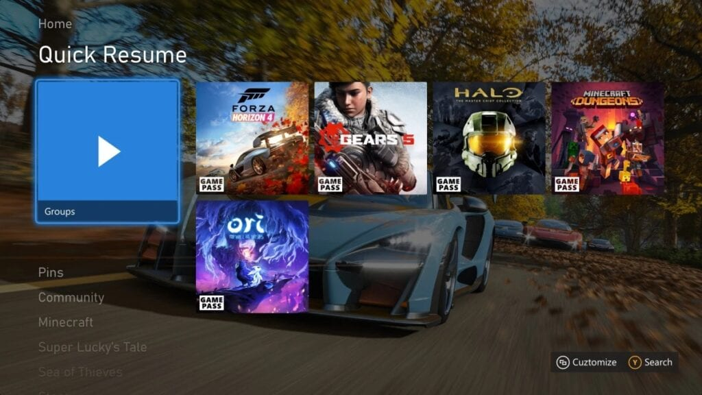 Xbox May Update Adds New Dynamic Themes, Improves Quick Resume, And More