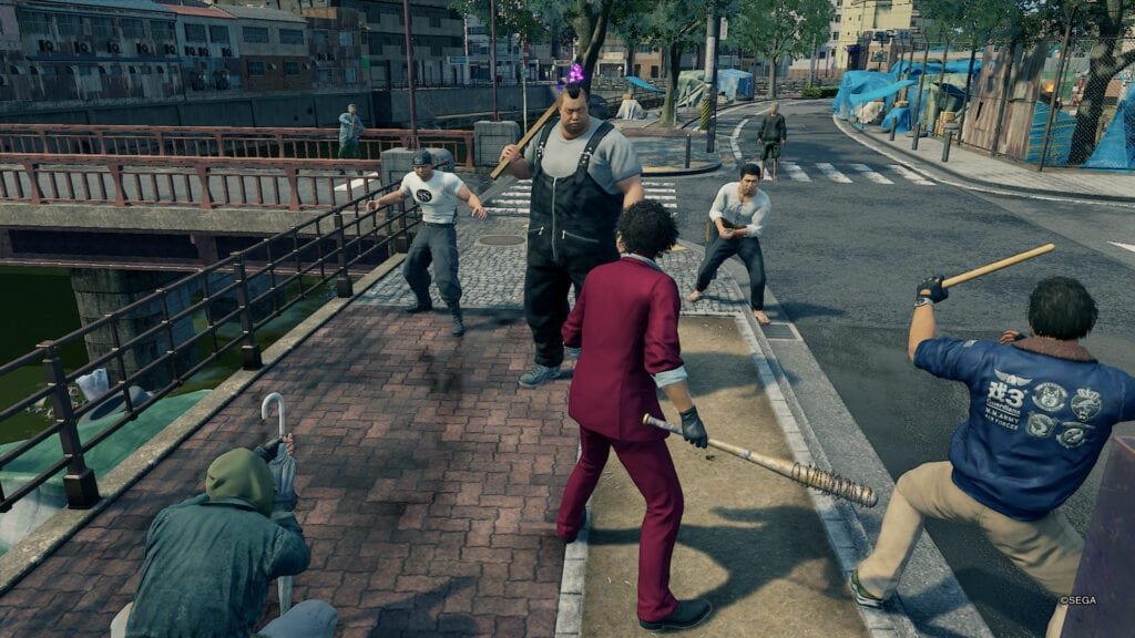 future Yakuza games
