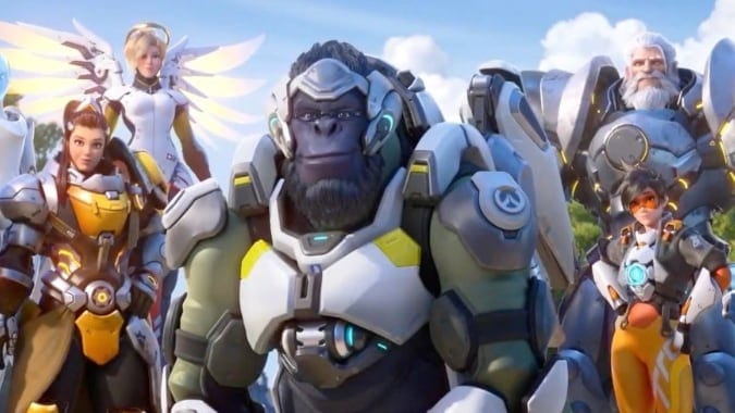 Overwatch Cross-Play Announced For All Platforms (VIDEO)