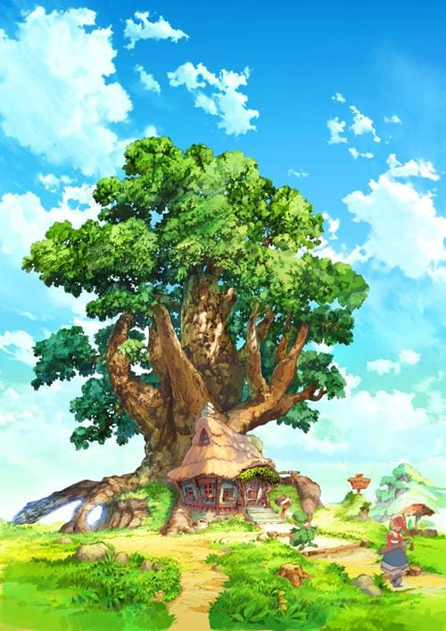 Legend Of Mana Anime Announced By Square Enix
