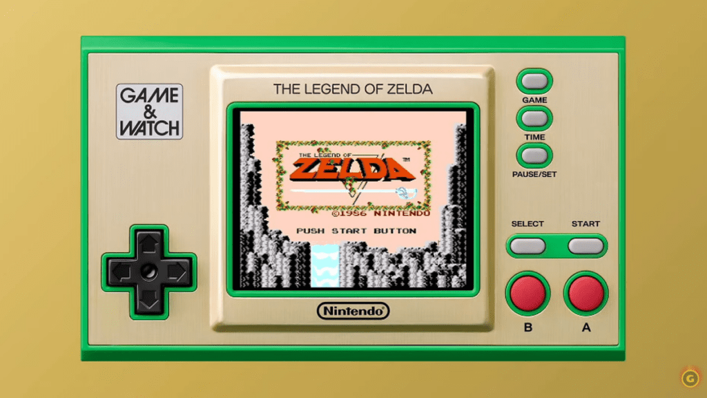 Zelda Game & Watch