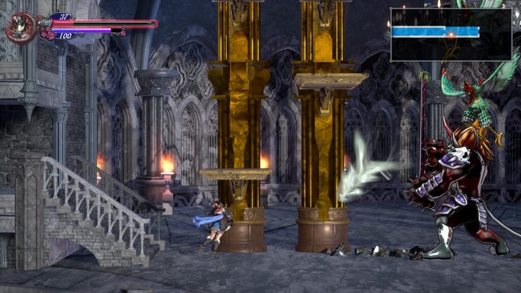 Bloodstained: Ritual of the Night Sequel