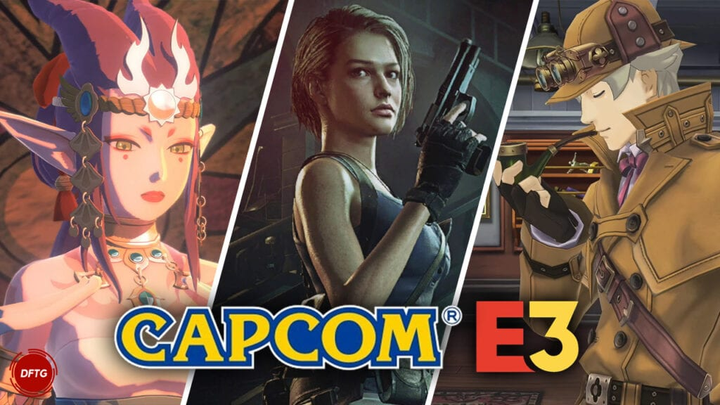 Capcom E3 2021