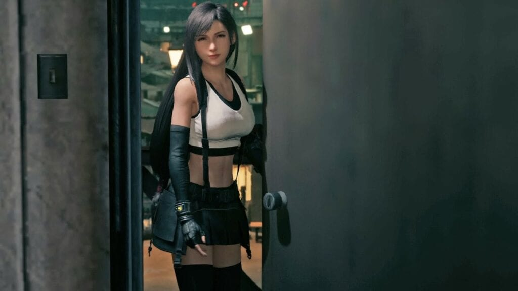 Final Fantasy VII Remake Intergrade Finally Fixes Cloud's Door