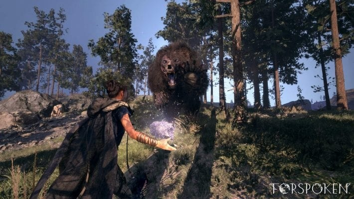 Forspoken Aims To Have The 'Highest Quality Visuals Ever Seen' In An Open-World Game