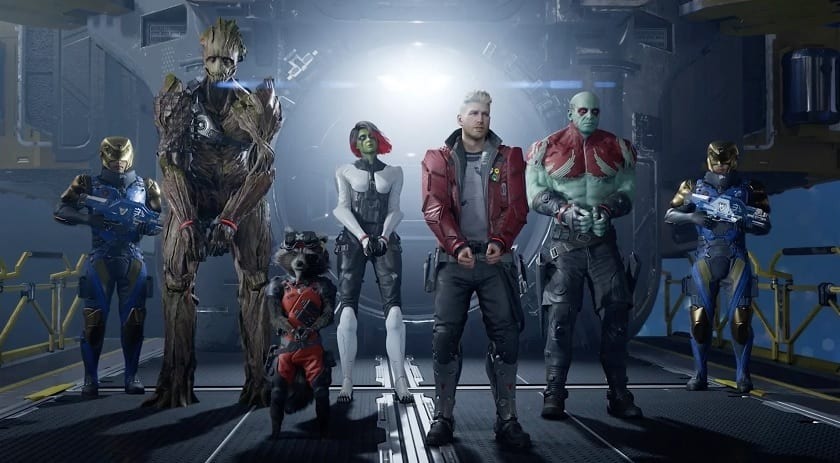Guardians of the Galaxy Reveal Trailer Released By Square Enix (VIDEO)