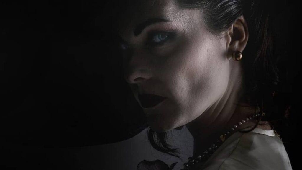 Lady Dimitrescu Face Model