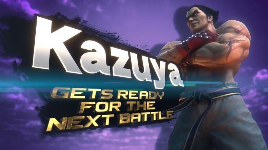 Super Smash Bros. Ultimate Adds Tekken's Kazuya (VIDEO)