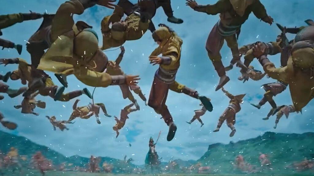 Live-Action Dynasty Warriors Movie Netflix