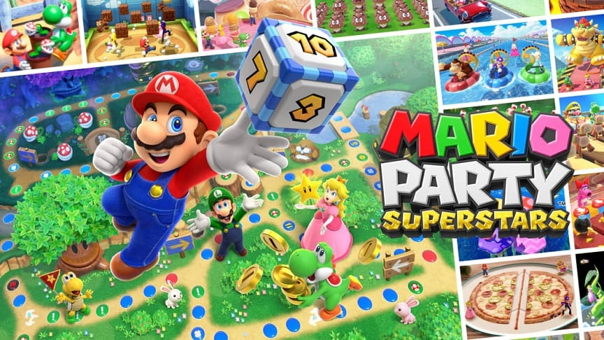Mario Party Superstars Pulls Together The Best Elements From The Series (VIDEO)
