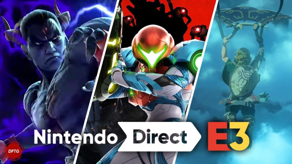Nintendo Direct E3 2021