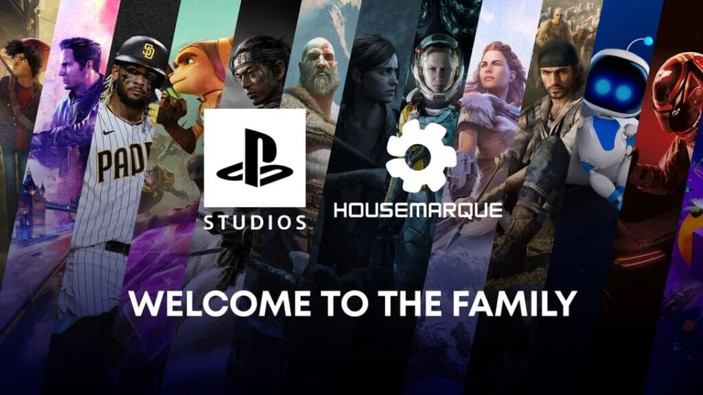 Returnal Developer Housemarque Acquired By Sony Playstation