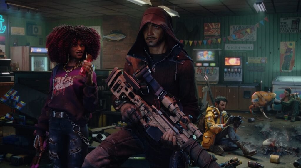Redfall Is Arkane's New Open-World Co-op FPS With Vampires (VIDEO)