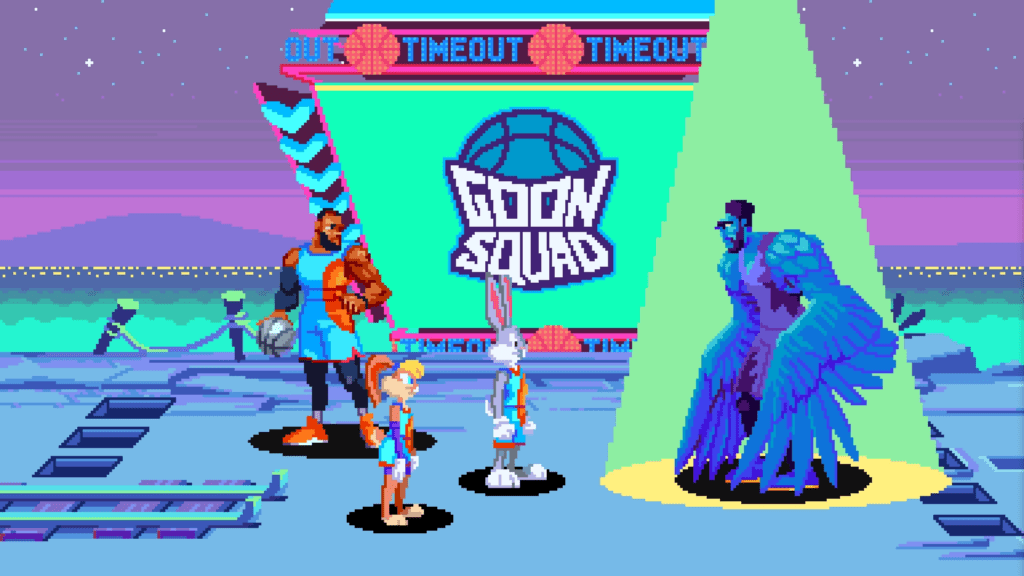 Space Jam: A New Legacy Game