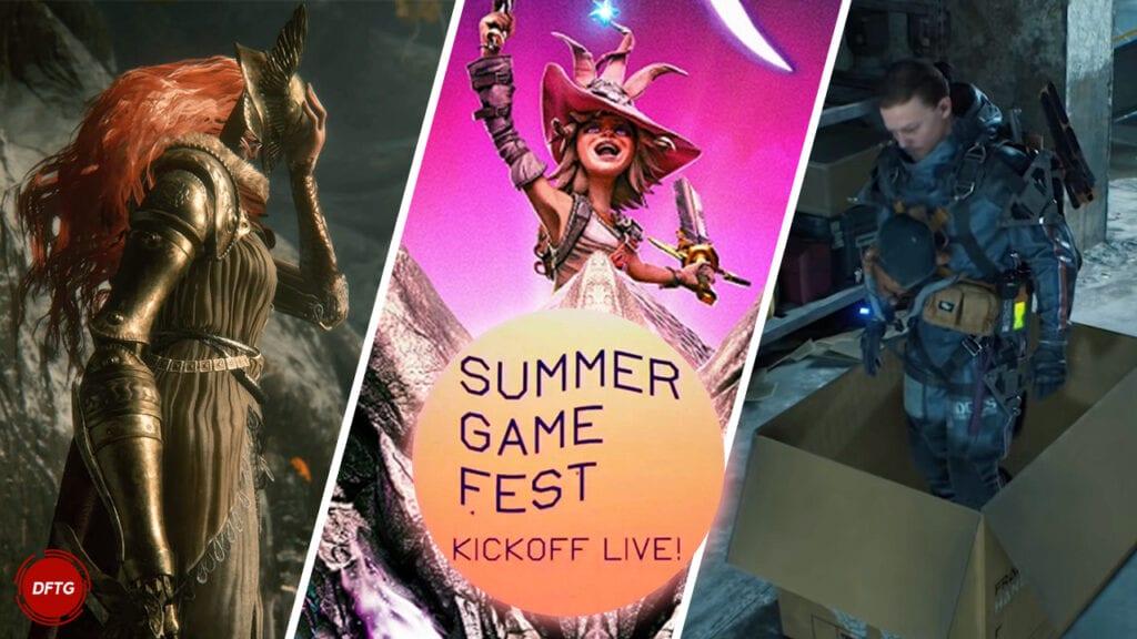 summer game fest kickoff
