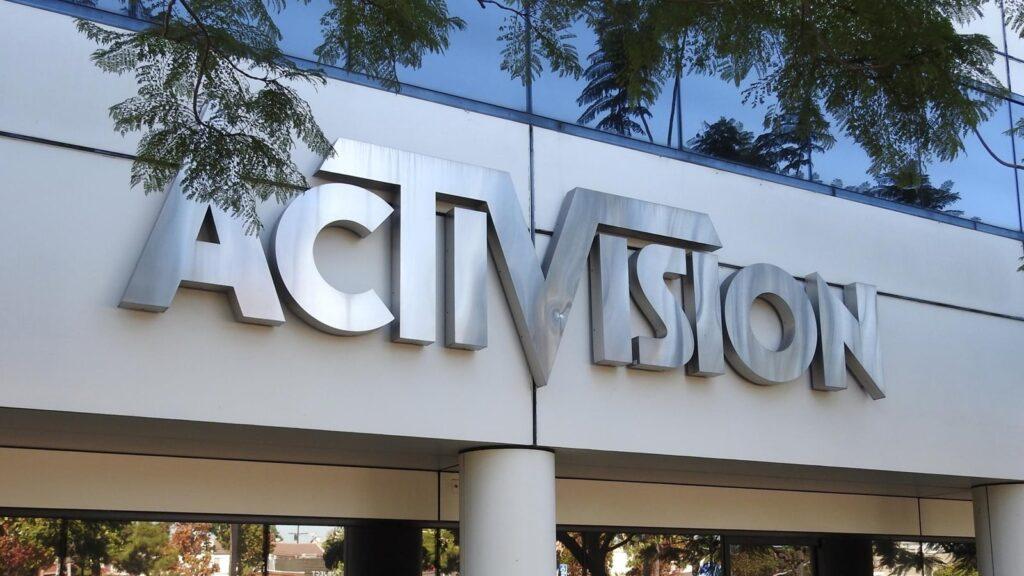 Activision Blizzard Sued