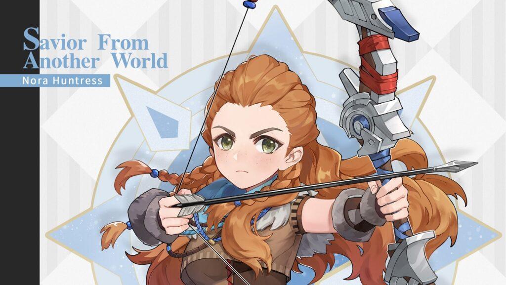 Genshin Impact Adding Horizon Zero Dawn's Aloy As A Playable Character
