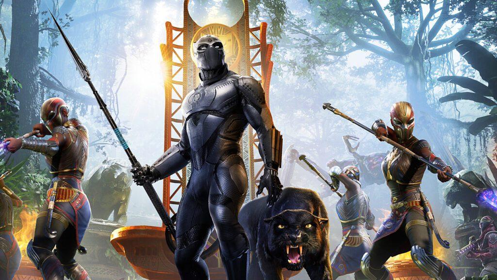 Marvel's Avengers Black Panther
