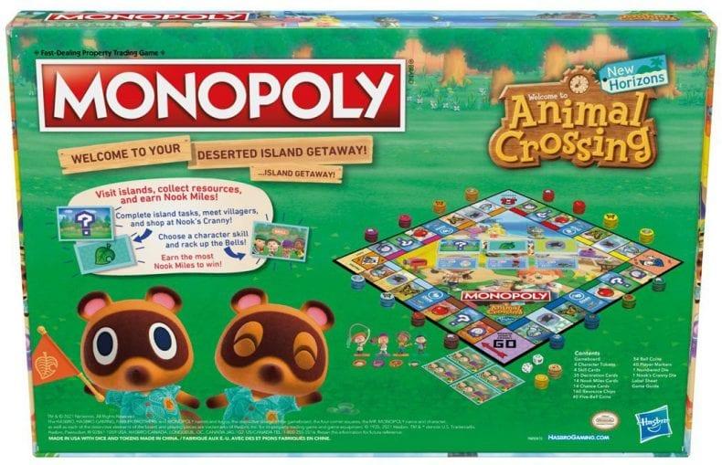New Horizons Monopoly