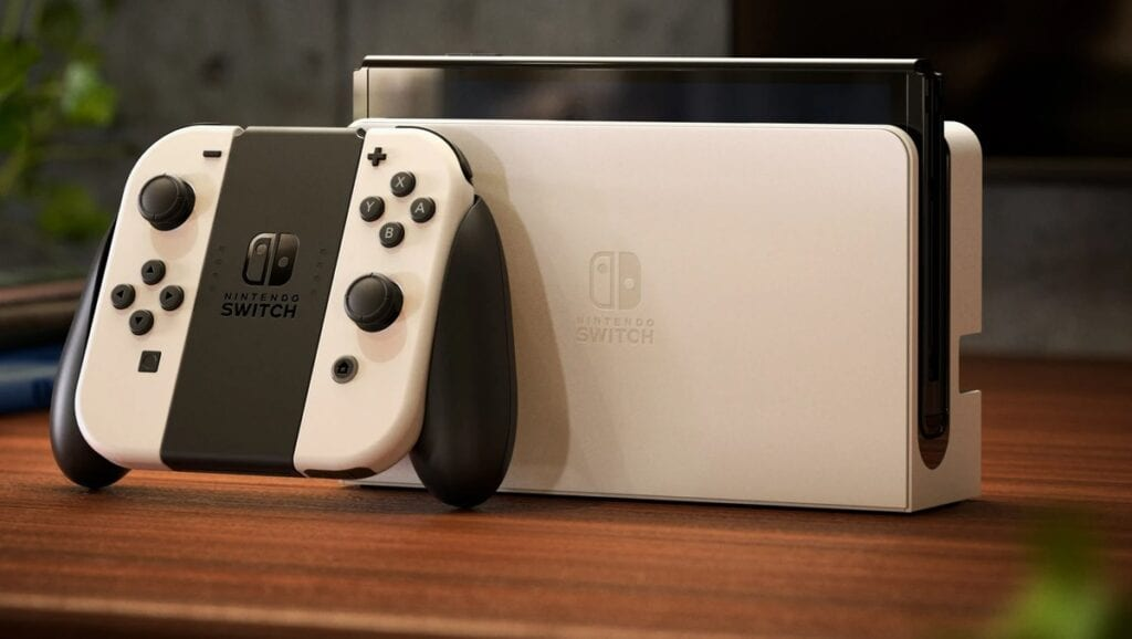 """Nintendo Has """"No Plans"""" For A New Switch Model Beyond OLED"""
