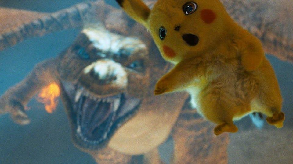 Pokemon Live action tv