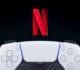 PlayStation Netflix PS5 DualSense