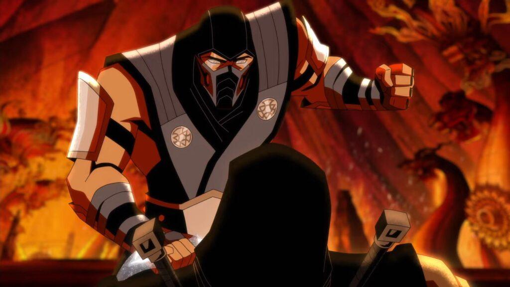 Mortal Kombat Legends: Battle of the Realms characters