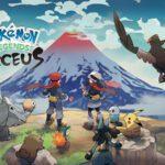 Pokémon Presents Legends Arceus