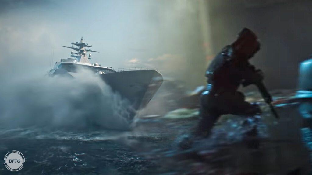 Battlefield 2042 Short Film Exodus