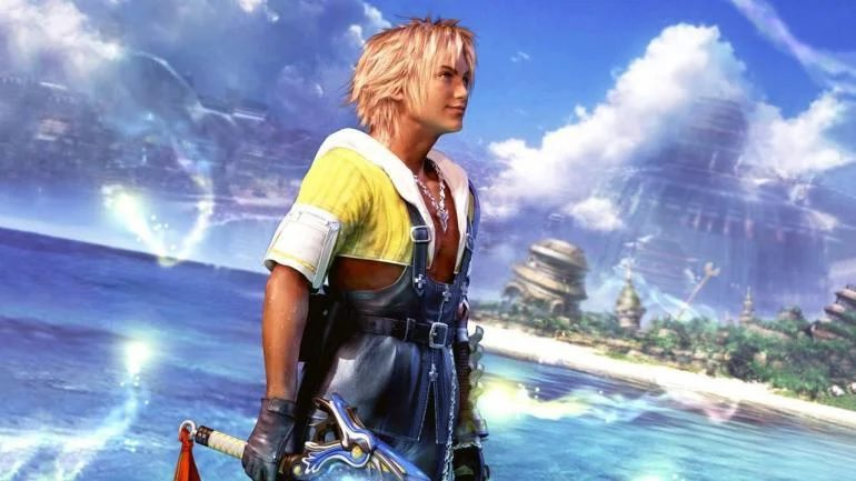 Final Fantasy X's Tidus Was Originally Going To Be A Plumber