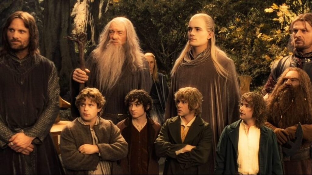 Lord of the Rings TV series