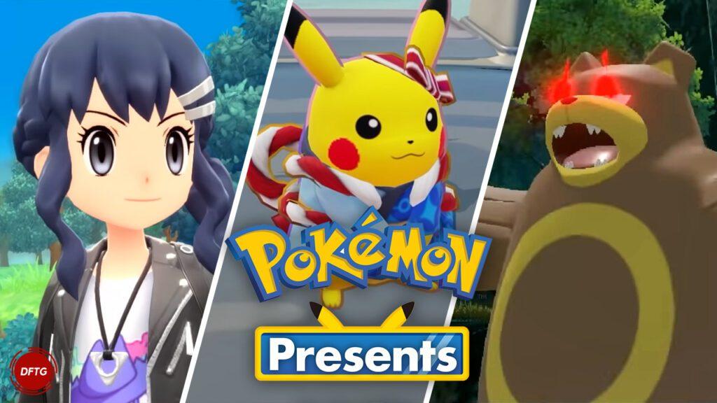 Pokémon Presents August 2021