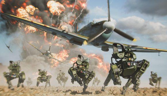 Battlefield 2042 delay