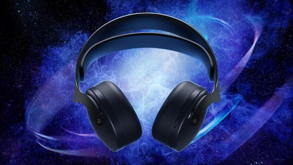 PlayStation Pulse 3D Midnight Black Wireless Headset Revealed (VIDEO)
