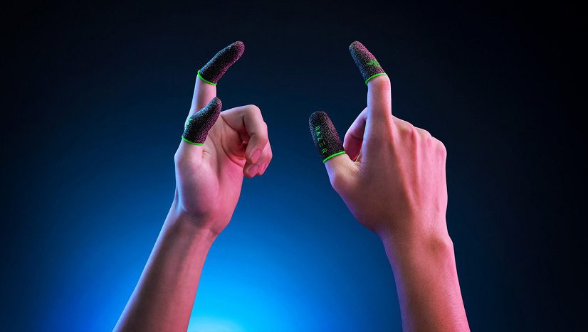 Razer's New Gaming Finger Sleeves Are Already Completely Sold Out