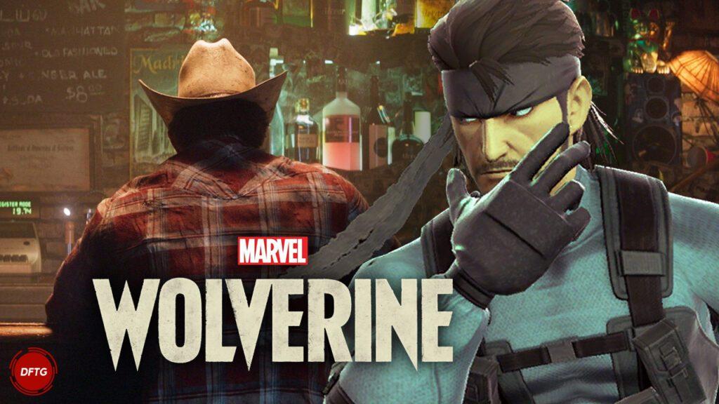 Marvel's Wolverine Solid Snake