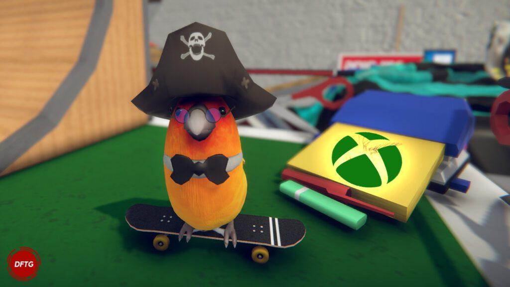 Xbox Game Pass Skatebird