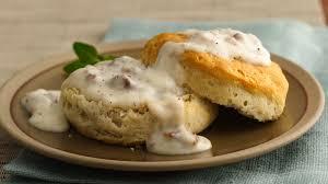 Breakfast Biscuits & Gravy